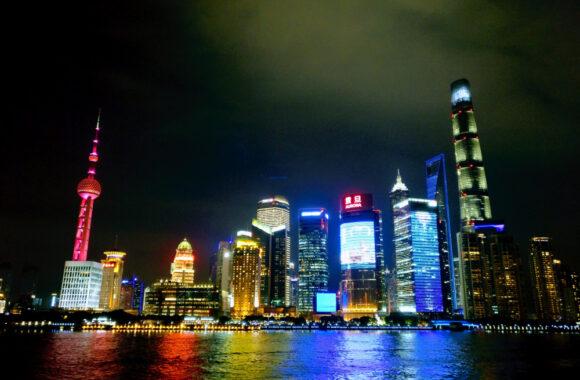 China Sept. 2017: Guangzhou/Shanghai/Huangzhou