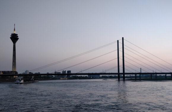 Düsseldorf April 2018
