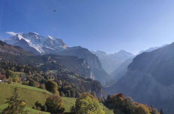 Interlaken/Kleine Scheidegg October 2018