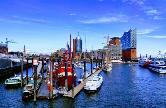 Hamburg July 2019