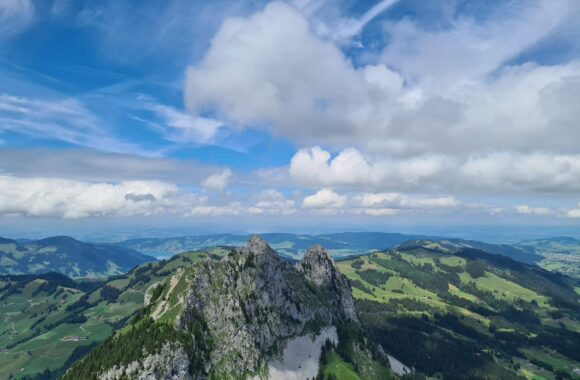 2020 the year for Swiss hikes: July Grosser Mythen