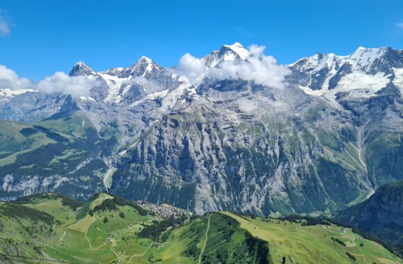 Schilthorn July 2020